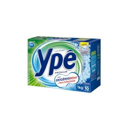 Jabón En Polvo Para Lavadora Tixan Ype Premium 1kg 10 Lavado