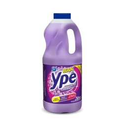 Desinfectante Germicida Bactericida Bak Lavanda Ype 2 Litros