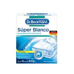 Blanqueador Intensivo Sin Cloro Super Blanco Dr Beckmann