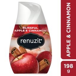 Aromatizador Renuzit Canela y Manzana Gel 98% Biodegradable