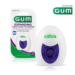 Hilo Dental Expandible Expanding Floss GUM x 40 mts 2030