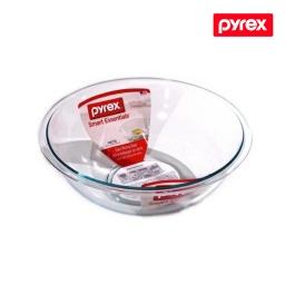 Bowl De Vidrio Para Ensalada Pyrex 3.8 Lt Recipiente