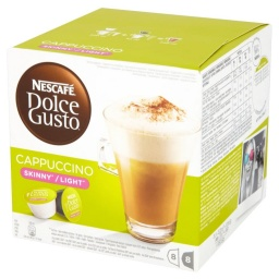 Cápsulas Nescafé Dolce Gusto 1 Caja X 16 Cappuccino Skinny