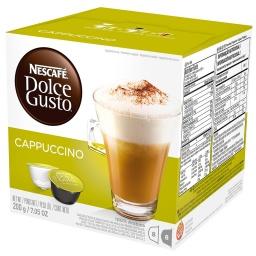 Cápsulas Nescafé Dolce Gusto 1 Caja X 16 Unidades Cappuccino