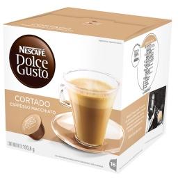 Cápsulas Dolce Gusto 1 Caja X 16 Cortado Espresso Macchiato