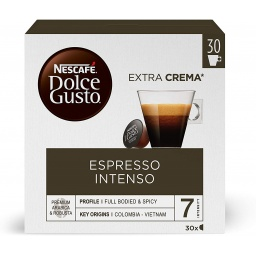 Cápsulas Dolce Gusto Nestlé 1 Caja X 16 Espresso Intenso