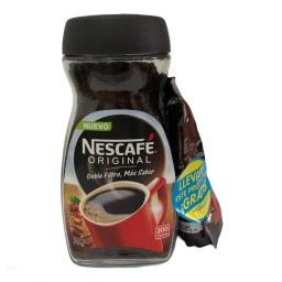 Cafe Nescafé Original Extra Fuerte 200 g Soluble Instantaneo