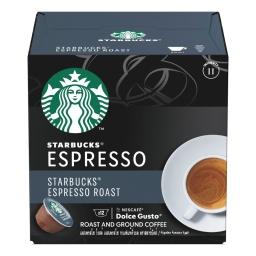 Café Dolce Gusto Starbucks Espresso 12 Capsulas Sin Gluten