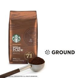 Café Starbucks Molido 250 gr Pike House Tostado Medio