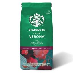 Café Starbucks Molido 250 gr Verona Tostado Oscuro