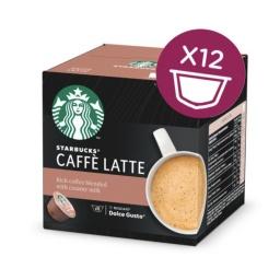 Cápsulas Caffe Latte Starbucks Dolce Gusto 12 cápsulas