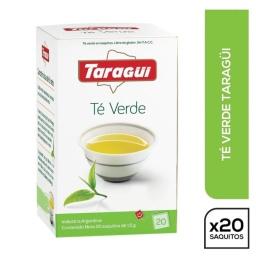 Te Verde Antioxidante Taragui Argentino Libre de Gluten x 20